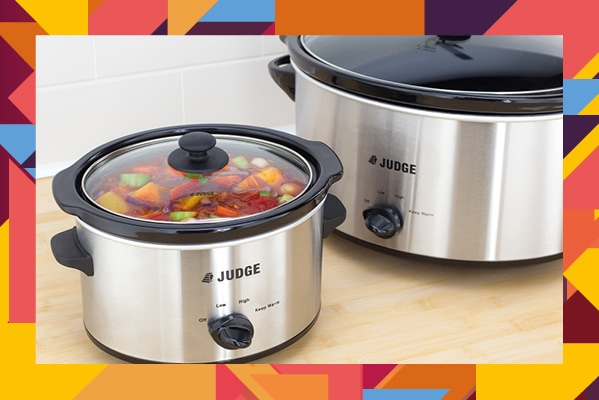 Cook N Dine Sale On Judge Slow Cookers