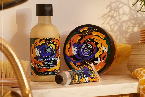 The Body Shop Vanilla Pumpkin – Now In