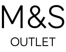 M&S Outlet 50% OFF OUTLET PRICE
